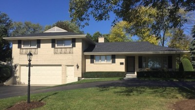 Western Springs Single Family Home For Sale: 4744 Howard Avenue