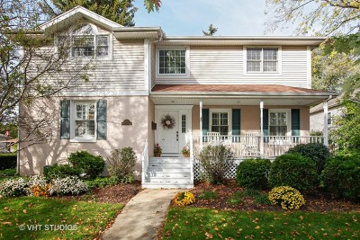 Downers Grove Single Family Home Contingent: 610 Austin Street