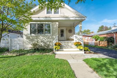 La Grange Park Single Family Home For Sale: 422 Newberry Avenue
