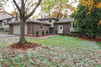 Lake Zurich Single Family Home For Sale: 371 Kim Trail
