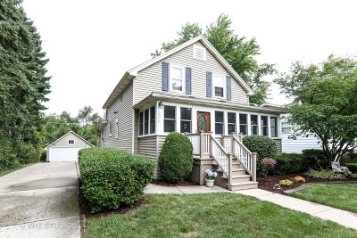 Lombard Single Family Home For Sale: 336 West Greenfield Avenue