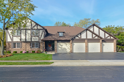 Willowbrook Condo/Townhouse Contingent: 6212 Lakepark Lane #A