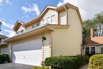 Schaumburg Condo/Townhouse Contingent: 66 White Pine Drive