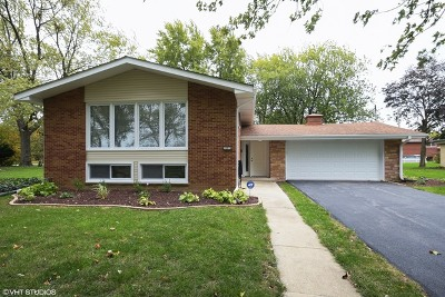 South Holland Single Family Home Contingent: 1137 East 163rd Street