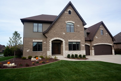 New Lenox Single Family Home Contingent: 621 Edgewater Court