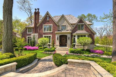 Naperville IL Single Family Home For Sale: $1,650,000