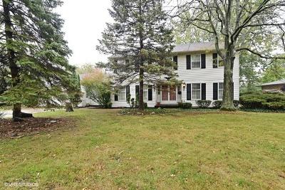 Flossmoor  Single Family Home For Sale: 3034 Alexander Crescent