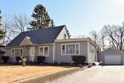 Darien Single Family Home For Sale: 143 Iris Road