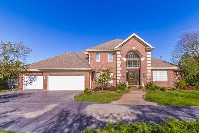 Barrington Single Family Home For Sale: 25834 North Knollwood Drive