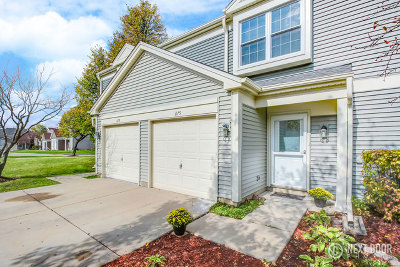 Hanover Park Condo/Townhouse Contingent: 675 Waterford Drive