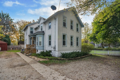 Single Family Home Contingent: 256 West Washington Street