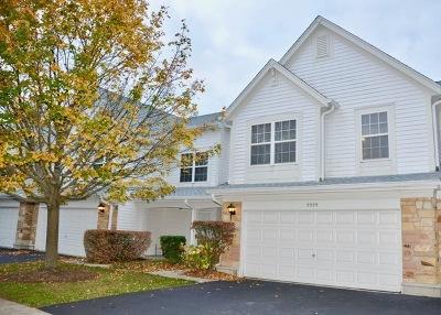 Schaumburg Condo/Townhouse For Sale: 2929 Oak Court #2929