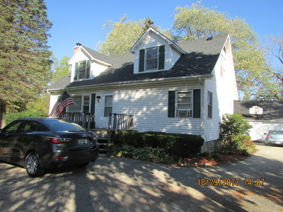 Palatine Single Family Home For Sale: 1733 North Hicks Road