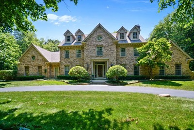 St. Charles Single Family Home For Sale: 41 Aintree Road