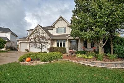 Lockport Single Family Home Price Change: 16640 West Hillside Court