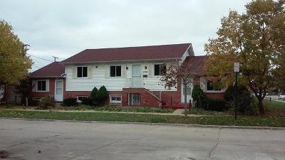 Skokie Single Family Home For Sale: 8350 Trumbull Avenue