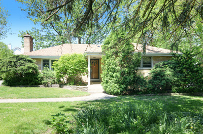 Clarendon Hills Single Family Home For Sale: 270 Oxford Avenue