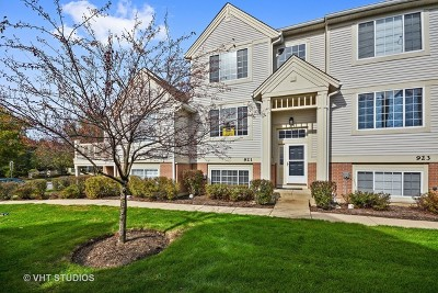 St. Charles Condo/Townhouse For Sale: 921 Pheasant Trail