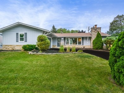 Oak Forest Single Family Home For Sale: 15573 Duncan Road