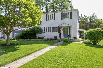 Flossmoor  Single Family Home For Sale: 811 Latimer Lane