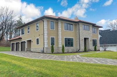 Burr Ridge Single Family Home Contingent: 15w040 91st Street