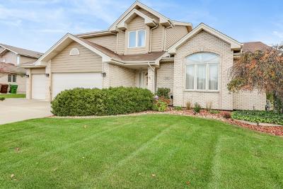 Tinley Park Single Family Home Contingent: 7410 Ridgefield Lane