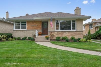 La Grange Park Single Family Home Contingent: 1221 Woodside Road