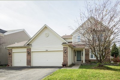 Montgomery Single Family Home For Sale: 1841 Broch Way