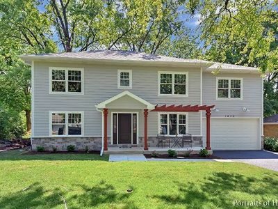 Naperville Single Family Home For Sale: 1430 North Webster Street