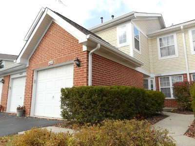 Roselle Condo/Townhouse For Sale: 1420 Hampshire Court