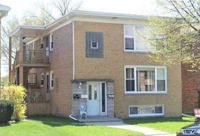 Skokie Multi Family Home Contingent: 4315 Oakton Street