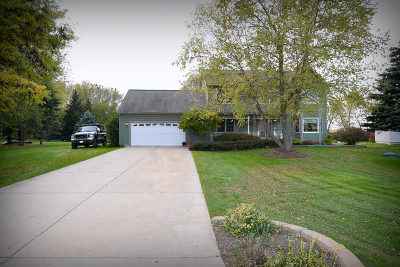 Elgin Single Family Home Price Change: 13n440 High Chapparal Court