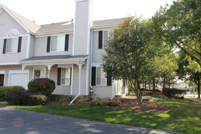 South Elgin Condo/Townhouse Contingent: 281 Sandhurst Lane #A