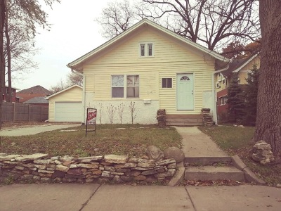Aurora Single Family Home Re-activated: 35 Hickory Avenue