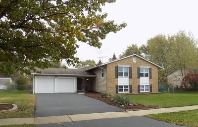 Bolingbrook Single Family Home Contingent: 412 Justine Avenue