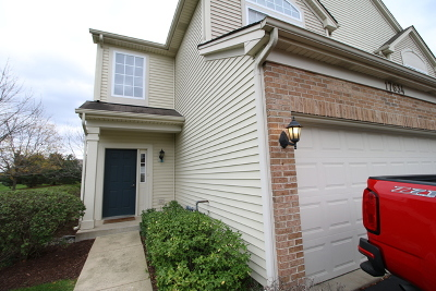 Lockport Condo/Townhouse Contingent: 17634 South Alta Drive