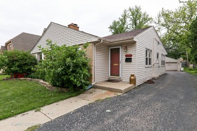 Elmhurst Single Family Home Re-activated: 291 North Maple Avenue