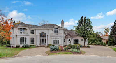 Oak Brook Single Family Home Contingent: 605 Midwest Club Parkway