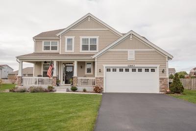 Huntley Single Family Home For Sale: 11643 Clark Lane