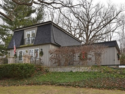 Frankfort Single Family Home For Sale: 564 Aberdeen Road