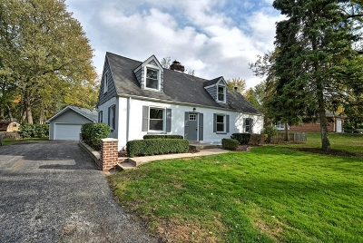 Palos Heights, Palos Hills Single Family Home Contingent: 12023 South 70th Court