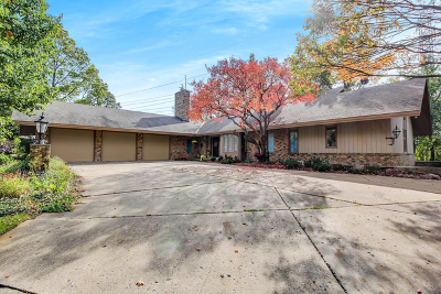 Palos Park Single Family Home For Sale: 8333 West 128th Street