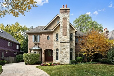 Hinsdale Single Family Home For Sale: 546 North Oak Street