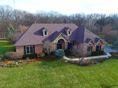 St. Charles Single Family Home For Sale: 3302 Greenwood Lane