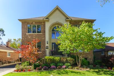 Niles Single Family Home For Sale: 7938 North Oconto Avenue