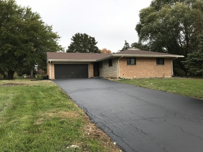 Naperville Country Estates Single Family Home For Sale: 25w330 Highview Drive