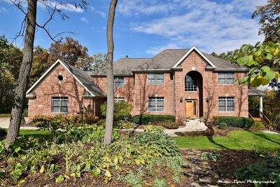 St. Charles Single Family Home For Sale: 38w280 Heritage Oaks Drive