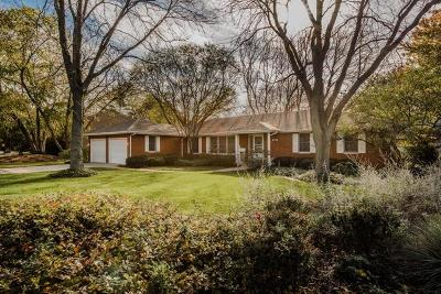 Elgin Single Family Home Contingent: 1905 Jamestown Lane