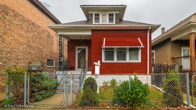 Summit Single Family Home For Sale: 7616 West 61st Street