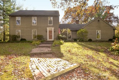 Hampshire Single Family Home For Sale: 48w441 Lenschow Road